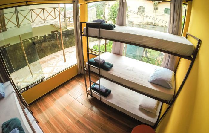 Galeria de fotos MPB Hostel