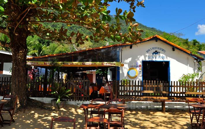 Restaurante Lua & Mar - Ilha Grande RJ