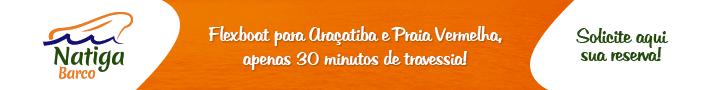 Angra dos Reis - Araçatiba, praia Vermelha, Bananal.