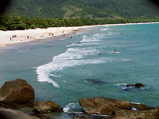 Surf na Ilha Grande - Lopes Mendes