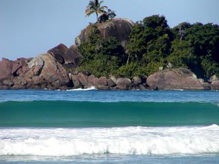 Surf na Ilha Grande - Aventureiro