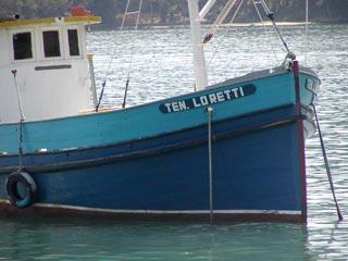 Tenente Loretti - Ilha Grande