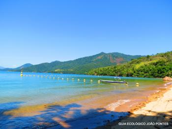 Trilha T06 - Praia de Ubatubinha - Ilha Grande - RJ