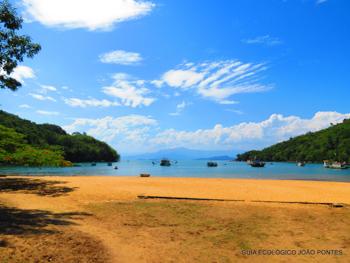 Trilha T06 - Praia da Longa - Ilha Grande - RJ