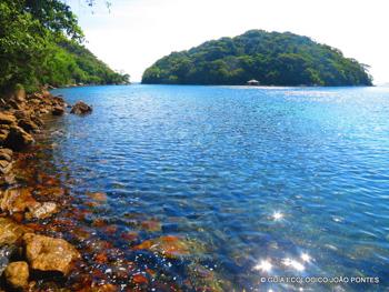 Trilha T06 - Paia da Longa à Praia Grande de Araçatiba - Ilha Grande - RJ