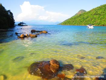 Trilha T06 - Lagoa Verde - Ilha Grande - RJ