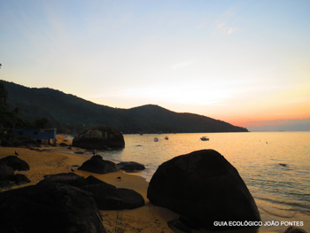 Trilha T06 - Praia Grande de Araçatiba - Ilha Grande - RJ