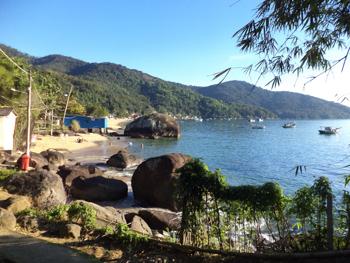 Trilha T06 - Lagoa Verde saindo de Araçatiba - Ilha Grande - RJ