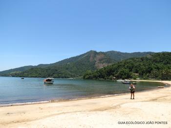 Trilha T06 - Praia da Tapera - Ilha Grande - RJ