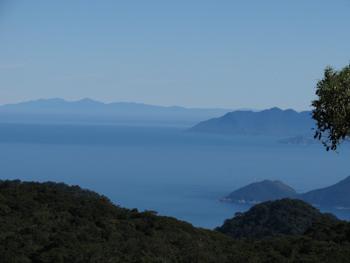 Trilha T13 – Pico do Papagaio - Ilha Grande - RJ