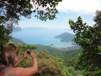 Trilha T13 – Abraão – Pico do Papagaio - Ilha Grande - RJ