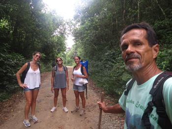 Trilha T16 – Dois Rios à Parnaioca - Ilha Grande - RJ