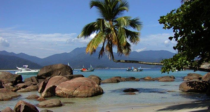 Praia Do Aventureiro Ilha Grande Angra Dos Reis Rj