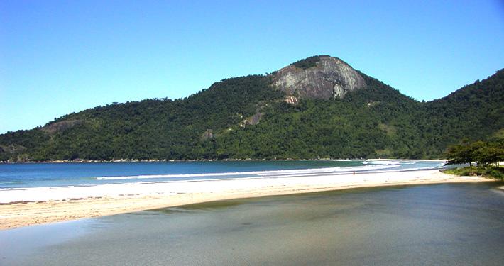 Praia E Vila De Dois Rios Ilha Grande Angra Dos Reis Rj