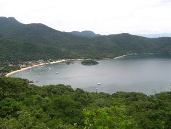 Trilha T10 – Mirante do Caminho de Palmas - Ilha Grande - RJ