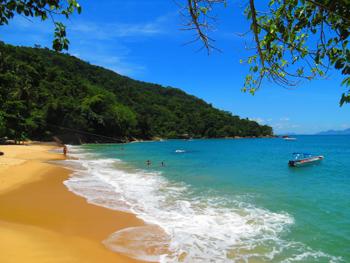 Trilha T10 – Praia Brava de Palmas - Ilha Grande - RJ