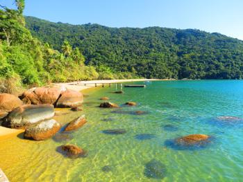 Trilha T10 – Praia do Mangue - Ilha Grande - RJ