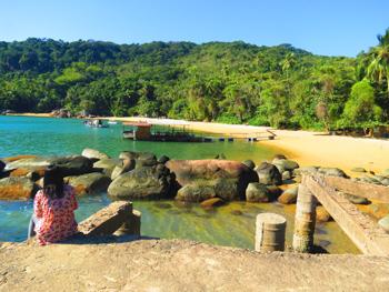 Trilha T10 – Praia do Pouso - Ilha Grande - RJ