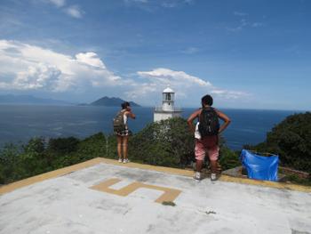Trilha T12 – Farol dos Castelhanos - Ilha Grande - RJ