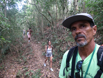 Trilha T12 – Guia Ecológico João Pontes - Ilha Grande - RJ
