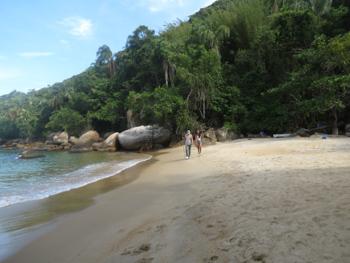 Trilha T12 – Praia dos Castelhanos - Ilha Grande - RJ