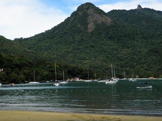 Praia da Crena - Ens. do Abraão - Ilha Grande RJ