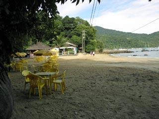 Praia da Julia - Enseada do Abraão - Ilha Grande