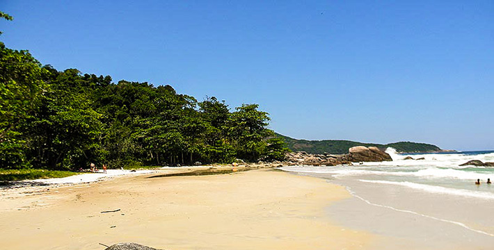 Praia De Santo Ant U00f4nio - Ilha Grande - Angra Dos Reis