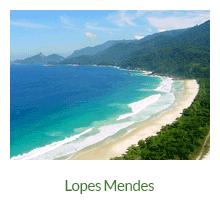 Galeria da Praia de Lopes Mendes