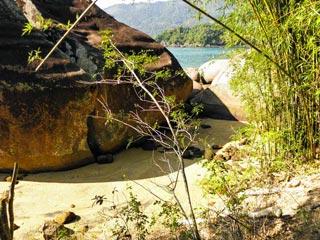 Praia do Corisco - Enseada do Abraão - Ilha Grande - RJ