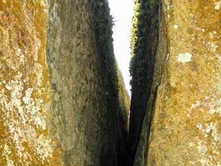 Pedra do Corisco - Enseada do Abraão - Ilha Grande - RJ