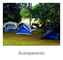 Acampamento - Ilha Grande - RJ