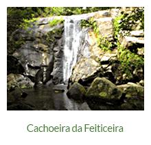 Cachoeira da Feiticeira - atrativos naturais - Ilha Grande - RJ