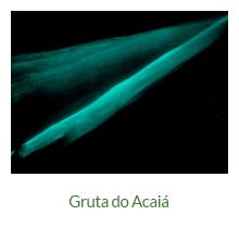Gruta do Acaiá - atrativos naturais - Ilha Grande - RJ