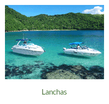 Passeios de Lancha - Ilha Grande - RJ