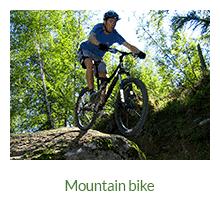 Mountain bike - Ilha Grande - RJ