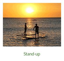 Stand up - Ilha Grande - RJ