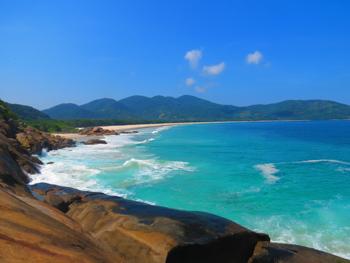 Trilha T11 – Praia de Santo Antônio - Ilha Grande - RJ