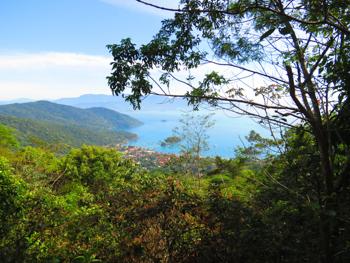Trilha T14 – Abraão – Dois Rios - Ilha Grande - RJ