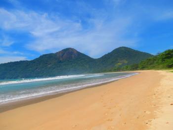 Trilha T14 – Dois Rios - Ilha Grande - RJ