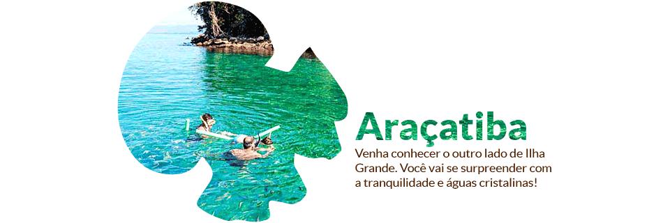 Araçatiba Ilha Grande RJ