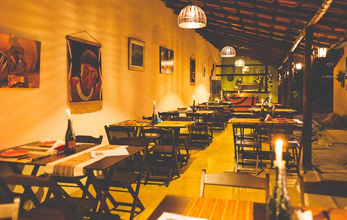 Restaurante e Pizzaria Casa da Maria Amélia - Araçatiba - Ilha Grande - RJ