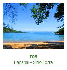 Trilha T05 – Bananal – Sítio Forte - Ilha Grande - RJ