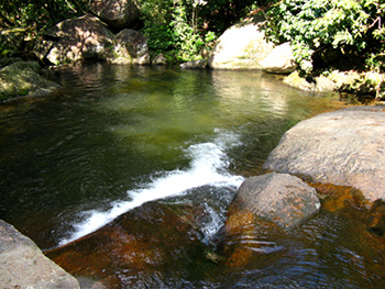 Poção - Suas águas nos convida para mergulhar e relaxar