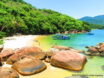 Trilha T02 - Praia da Feiticeira - Saco do Céu - Ilha Grande - RJ