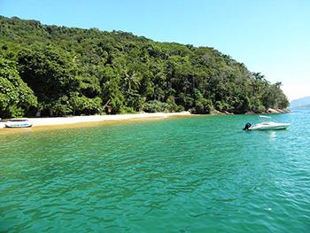 Trilha T03 - Praia de Japariz - Ilha Grande - RJ