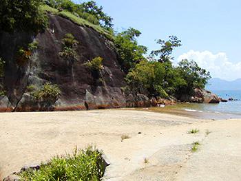 Trilha T05 - Praia de Matariz - Ilha Grande - RJ