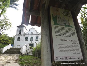 Trilha T03 - Saco do Céu à Freguesia de Santana - Ilha Grande - RJ
