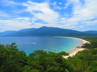 Criação de conteúdo para o portal IlhaGrande.com.br