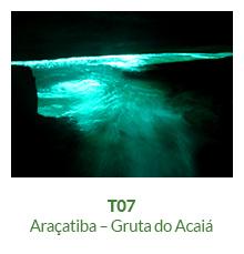 Trilha T07 – Araçatiba – Gruta do Acaiá - Ilha Grande - RJ